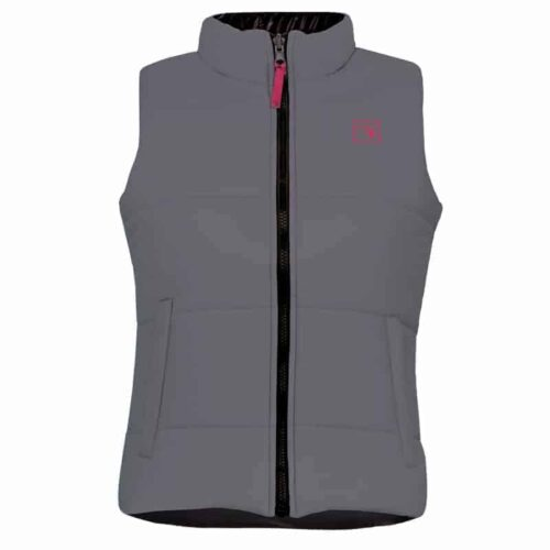 P&F Workwear | Veste isolée réversible | Reversible insulated vest