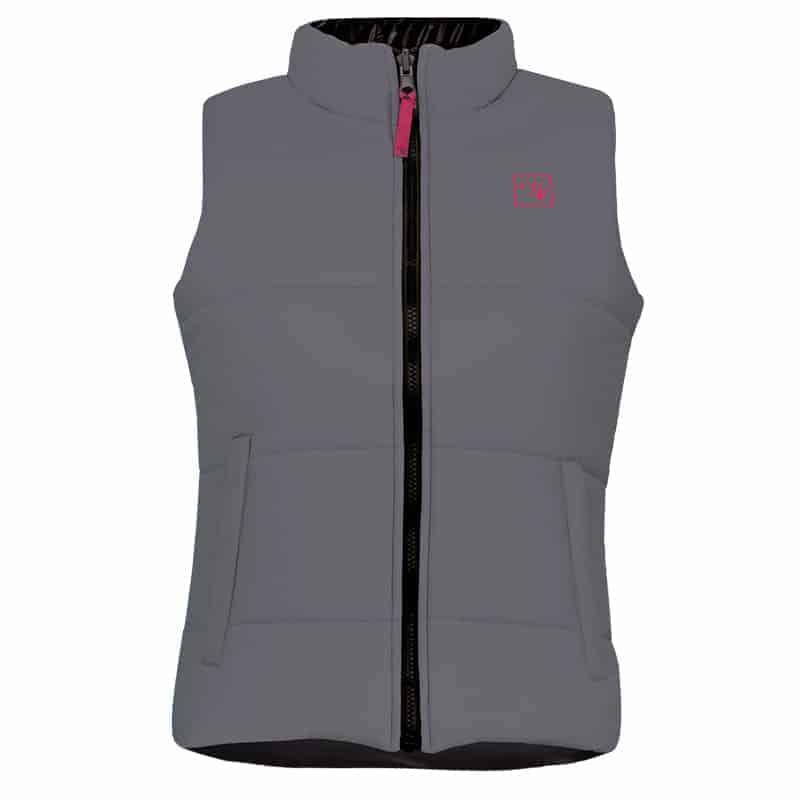 P&F Workwear | Veste isolée réversible | Reversible insulated vest