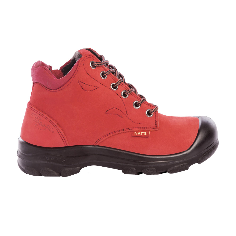 Women S Steel Toe Safety Boots 6 Quot Height Model S556