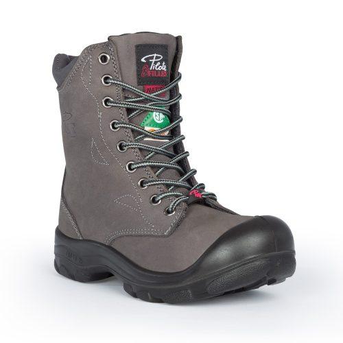 Steel toe work boots for women  b3701f1fe