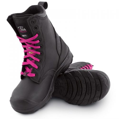 Woman Safety Footwear