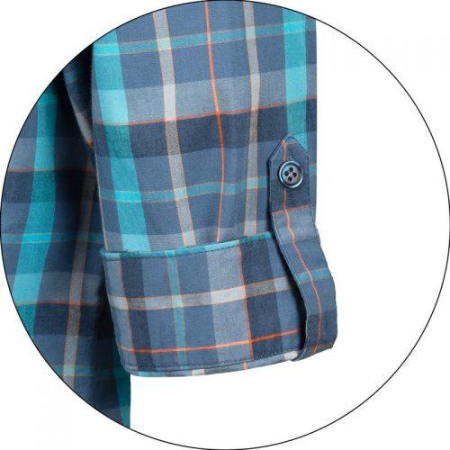 Cotton plaid shirt | P&F Workwear