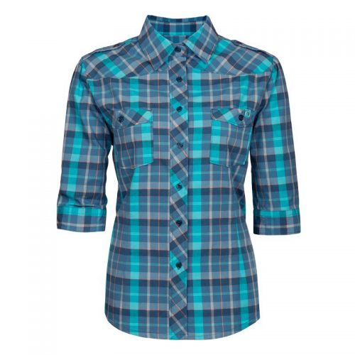 Cotton plaid shirt | P&F Workwear