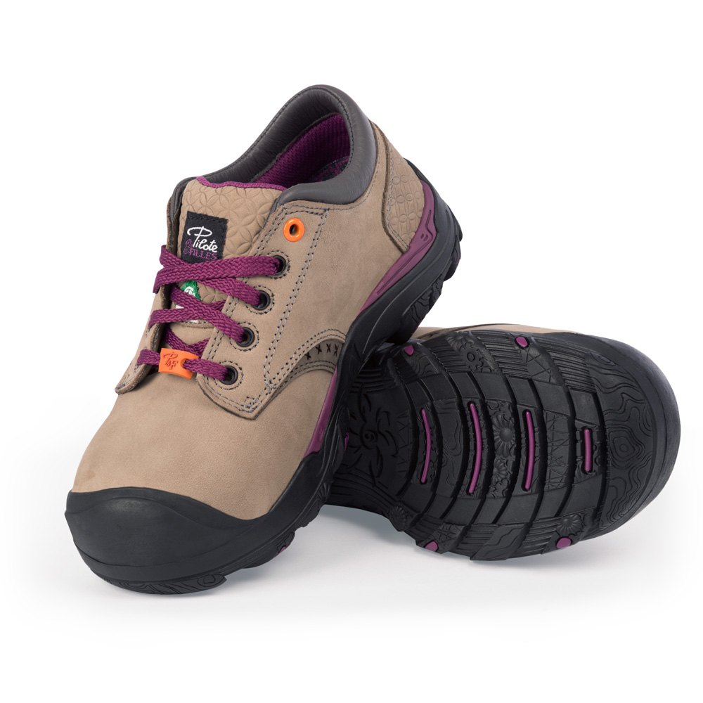 39fb93e8421 Women's steel toe safety shoes | Slip resistant | PF628
