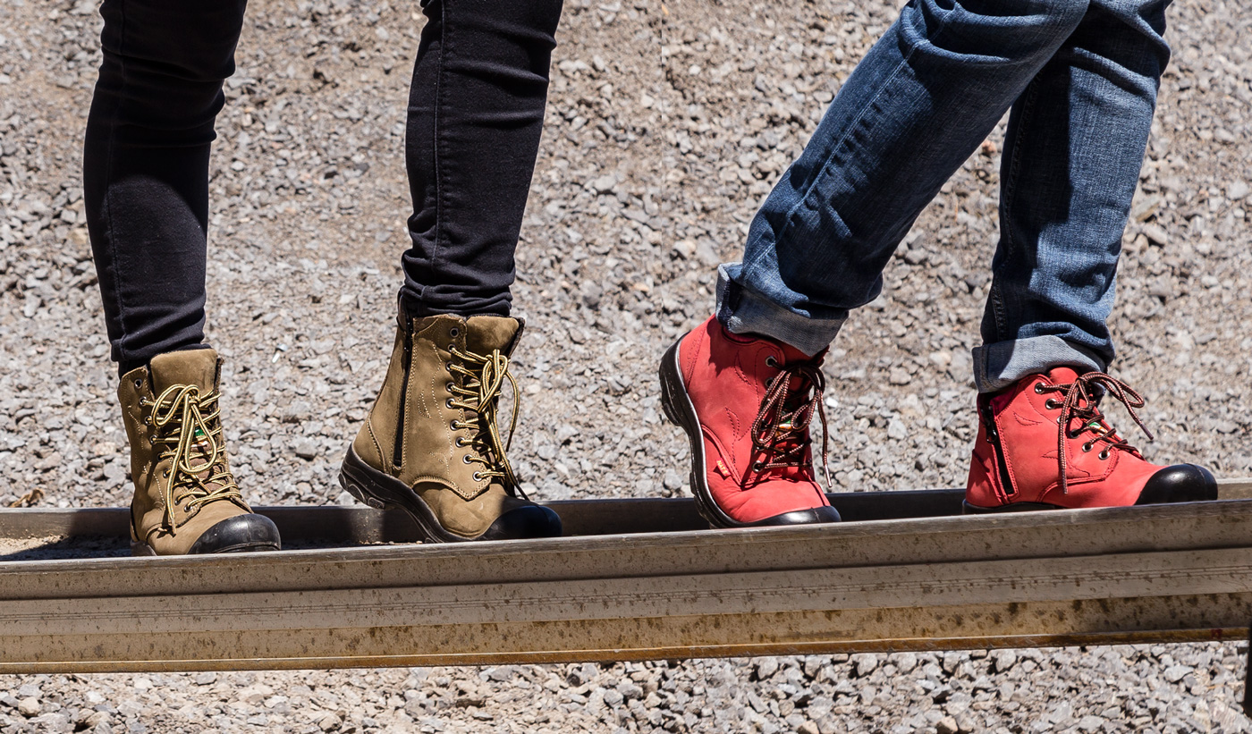 Woman Safety Footwear and Workwear
