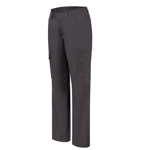 Black Stretch cargo work pant for women – PF820