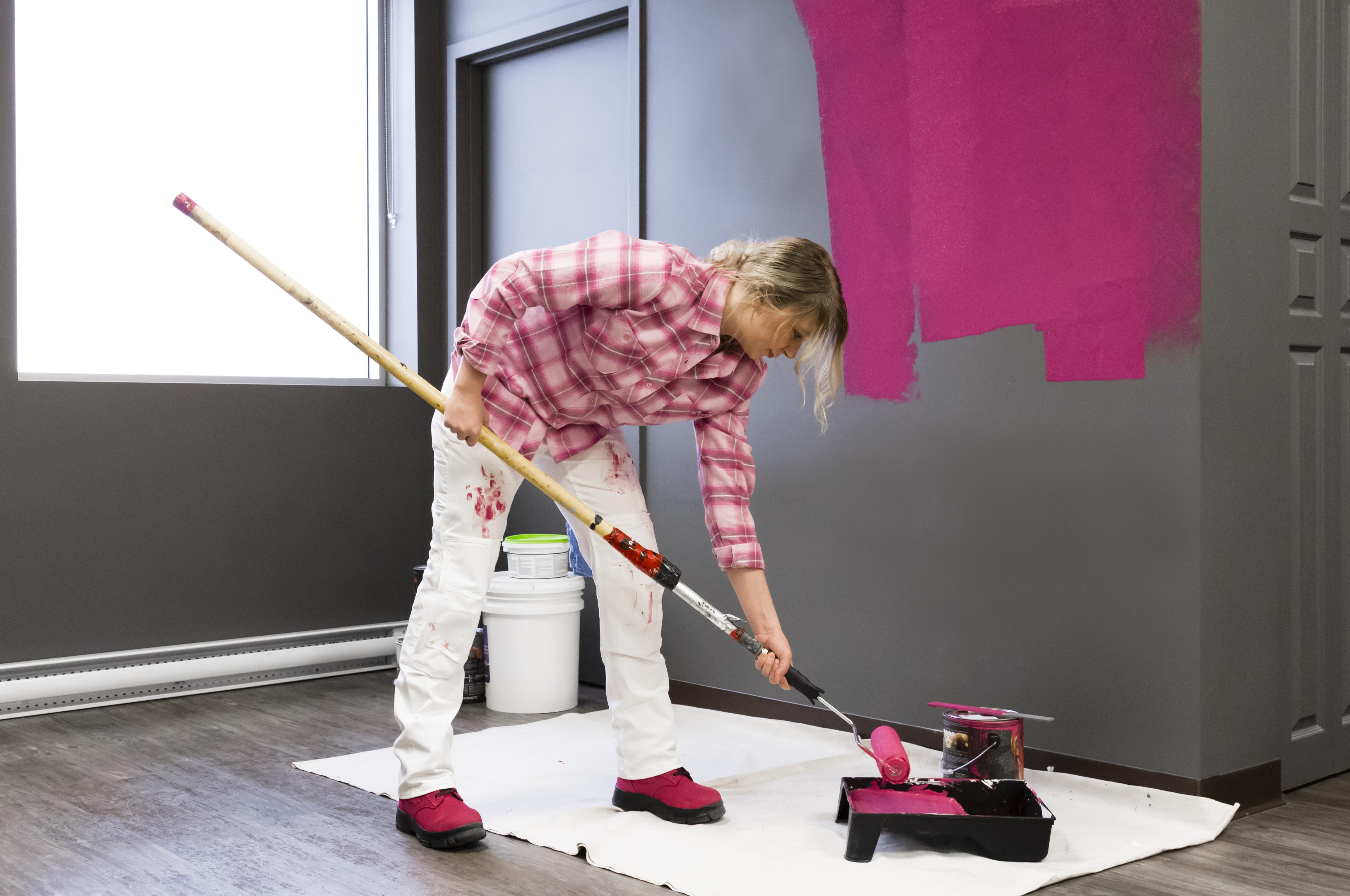 womens painters pant