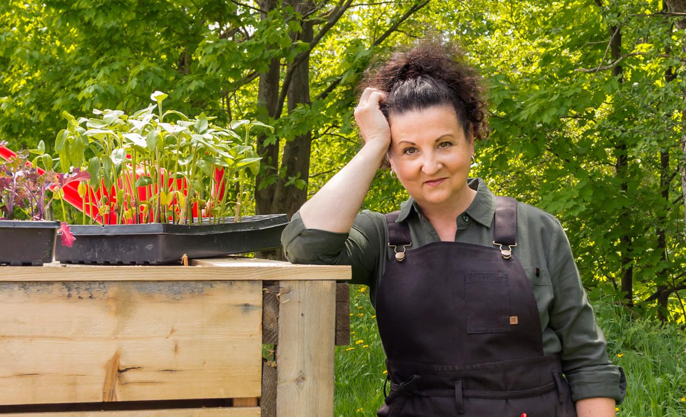 Womens gardening gear